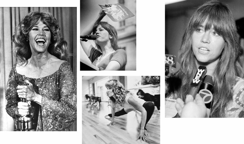 Jane Fonda.   Foto: Scanpix