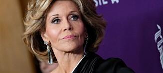 Jane Fonda åpner seg opp i nytt intervju