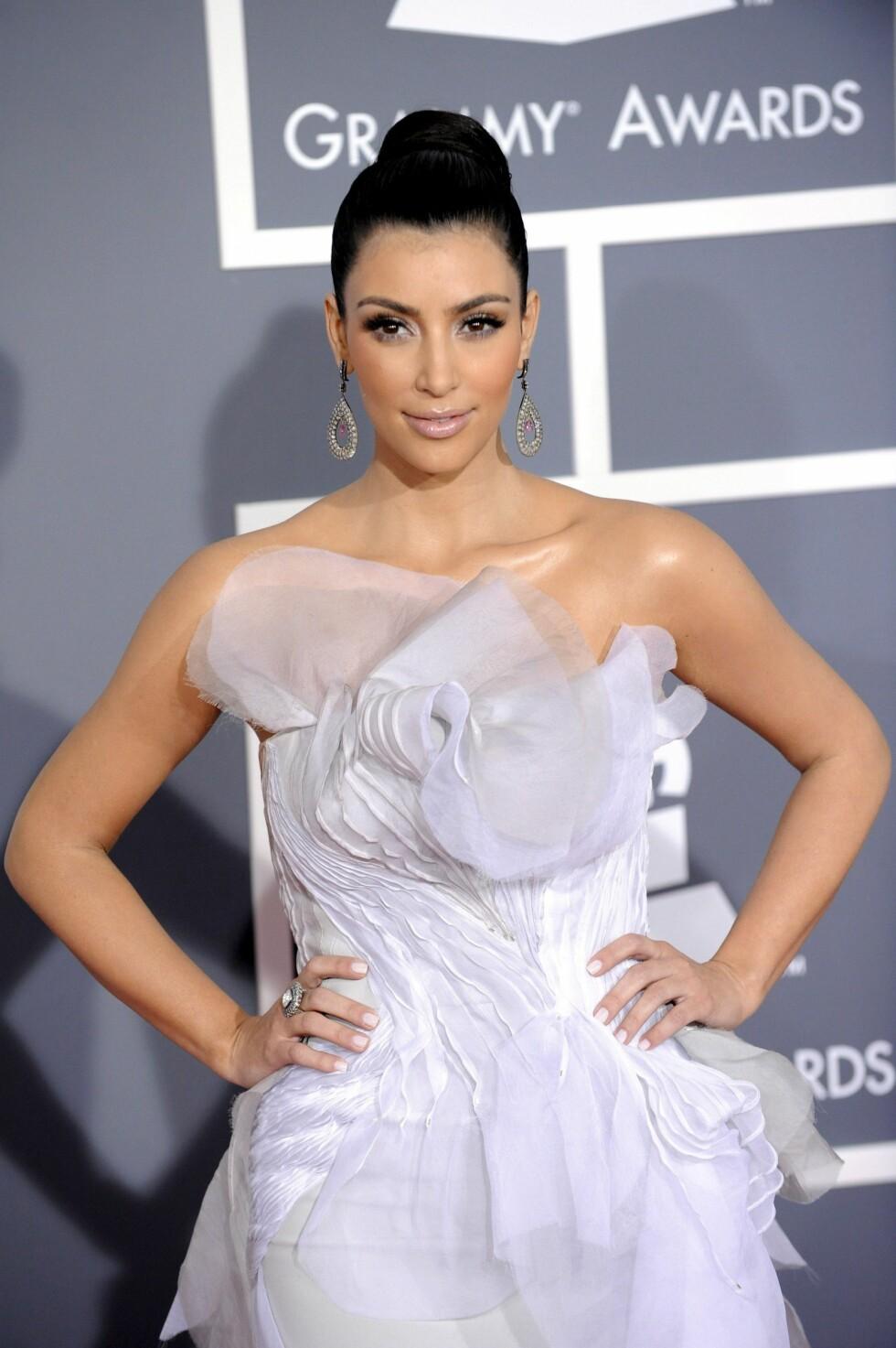 2009: Kim Kardashian  Foto: EPA
