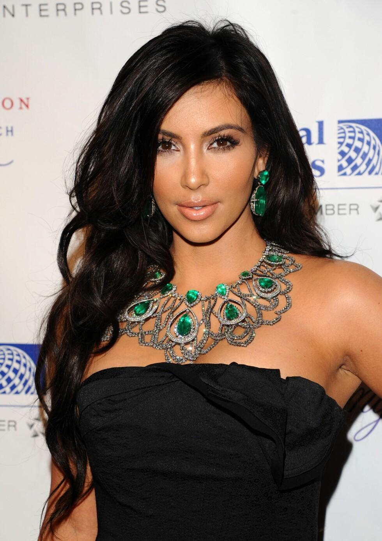 2010: Kim Kardashian  Foto: Ap