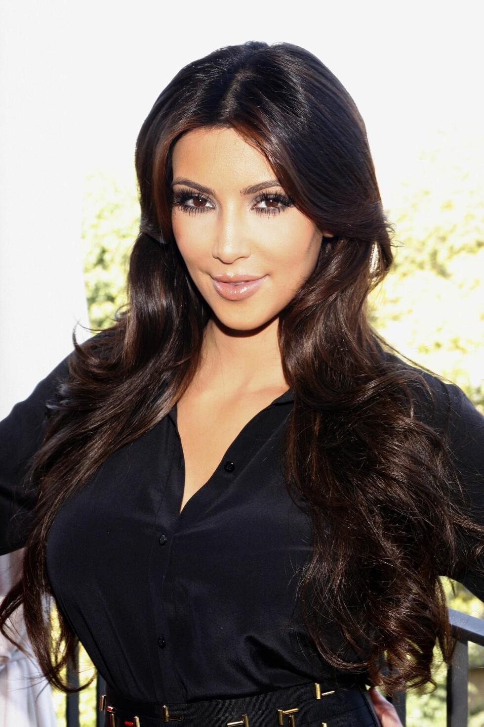 2010: Kim Kardashian  Foto: Pa Photos