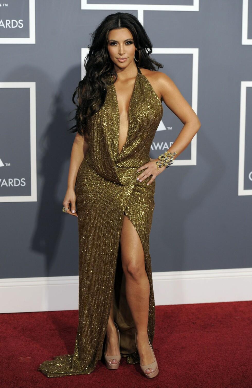 2011: Kim Kardashian  Foto: Ap