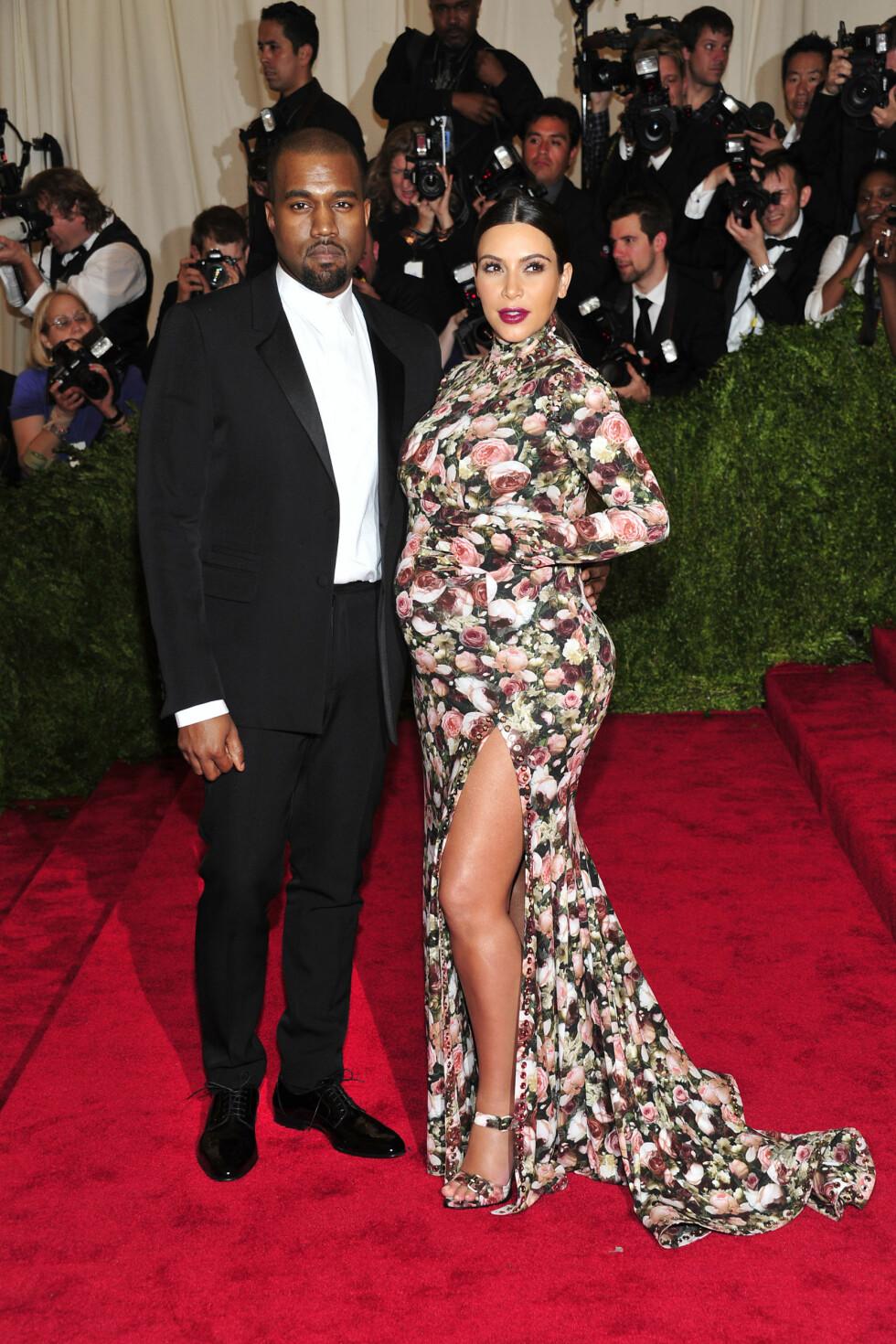 2013: Kim Kardashian  Foto: Ap