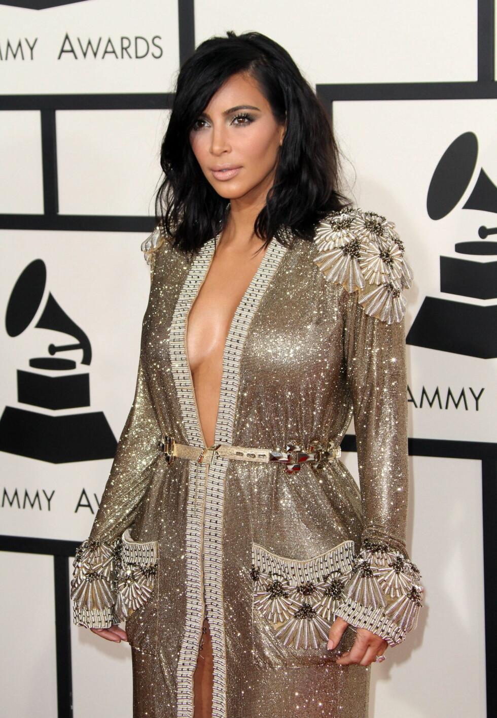 2015: Kim Kardashian  Foto: Zuma Press