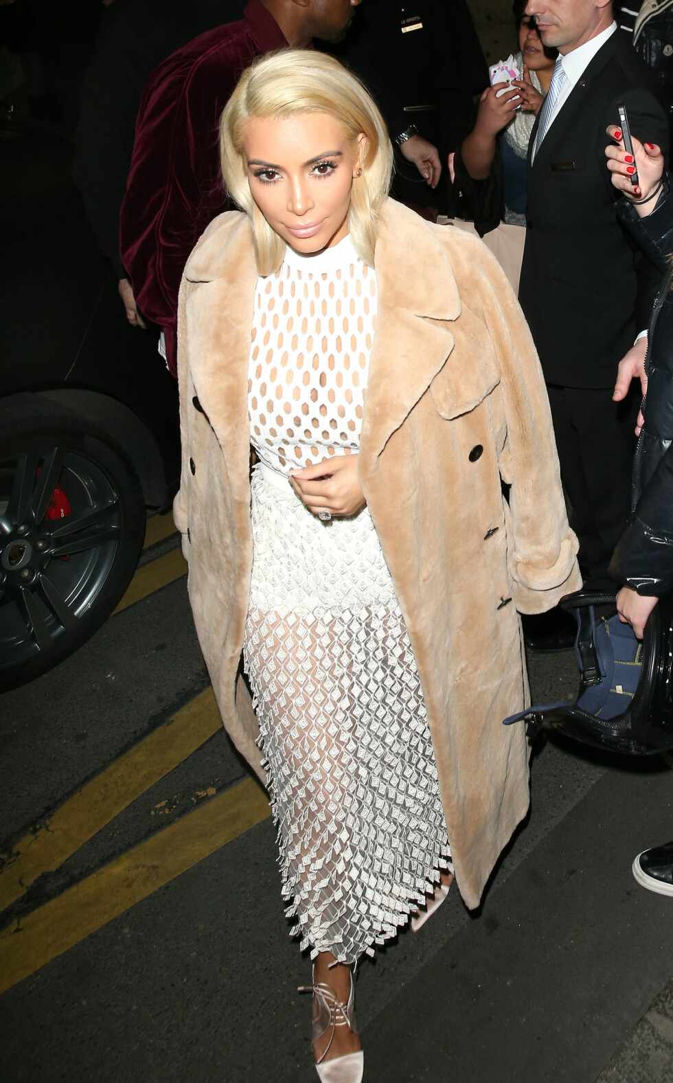 2015: Kim Kardashian  Foto: Xposure