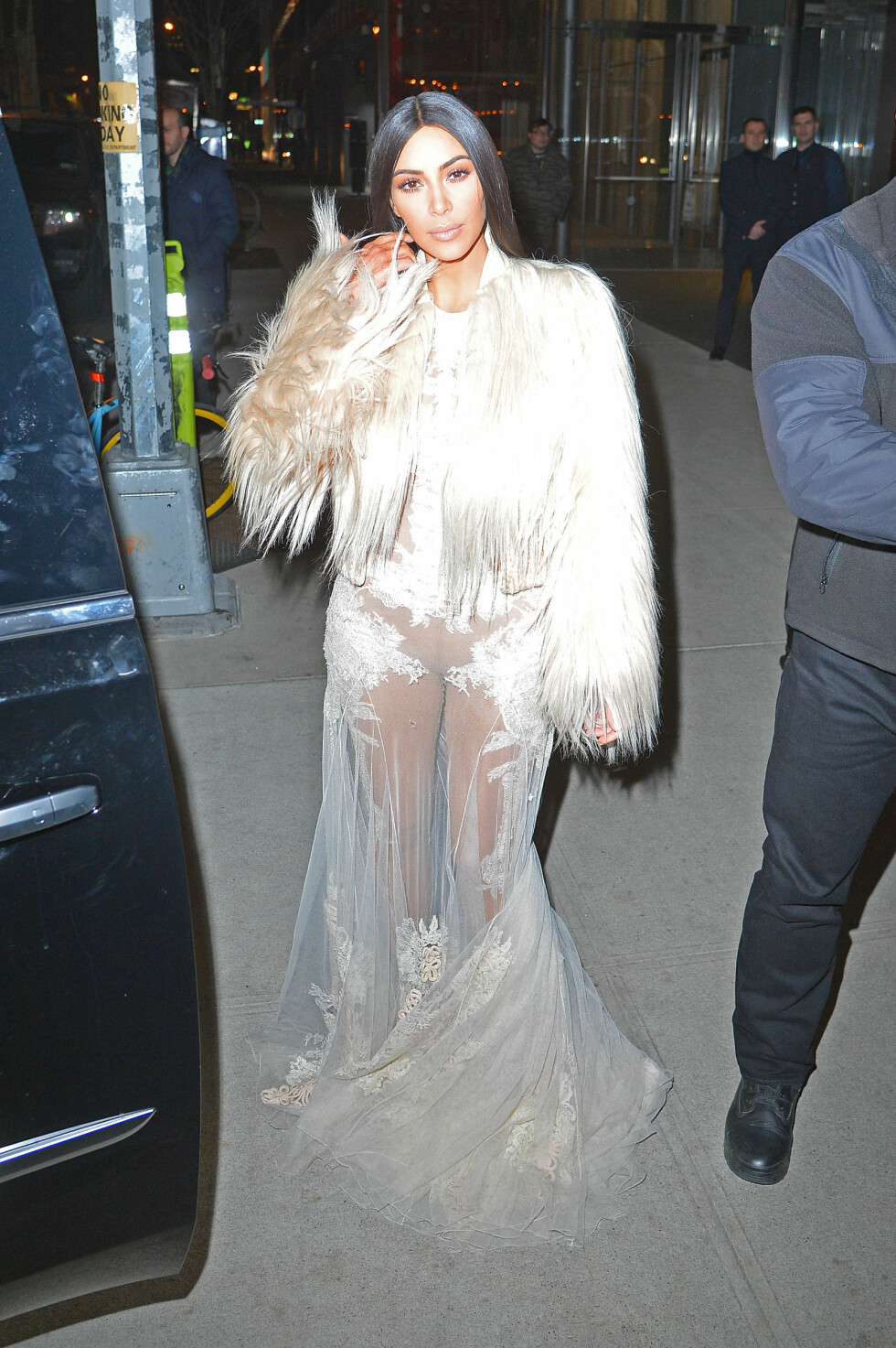 2017: Kim Kardashian  Foto: Buzzfoto.com