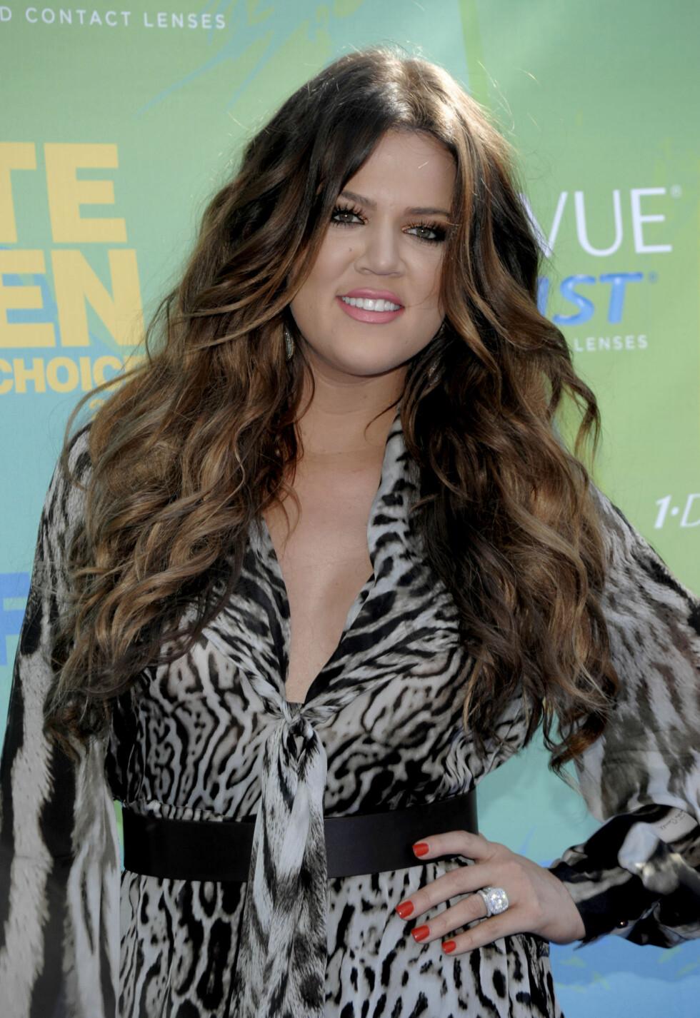 2011: Khloé Kardashian Foto: Ap