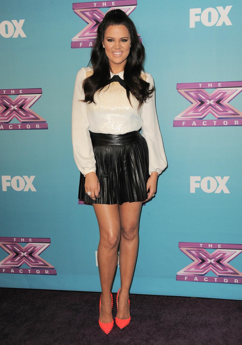 2012: Khloé Kardashian Foto: Ap