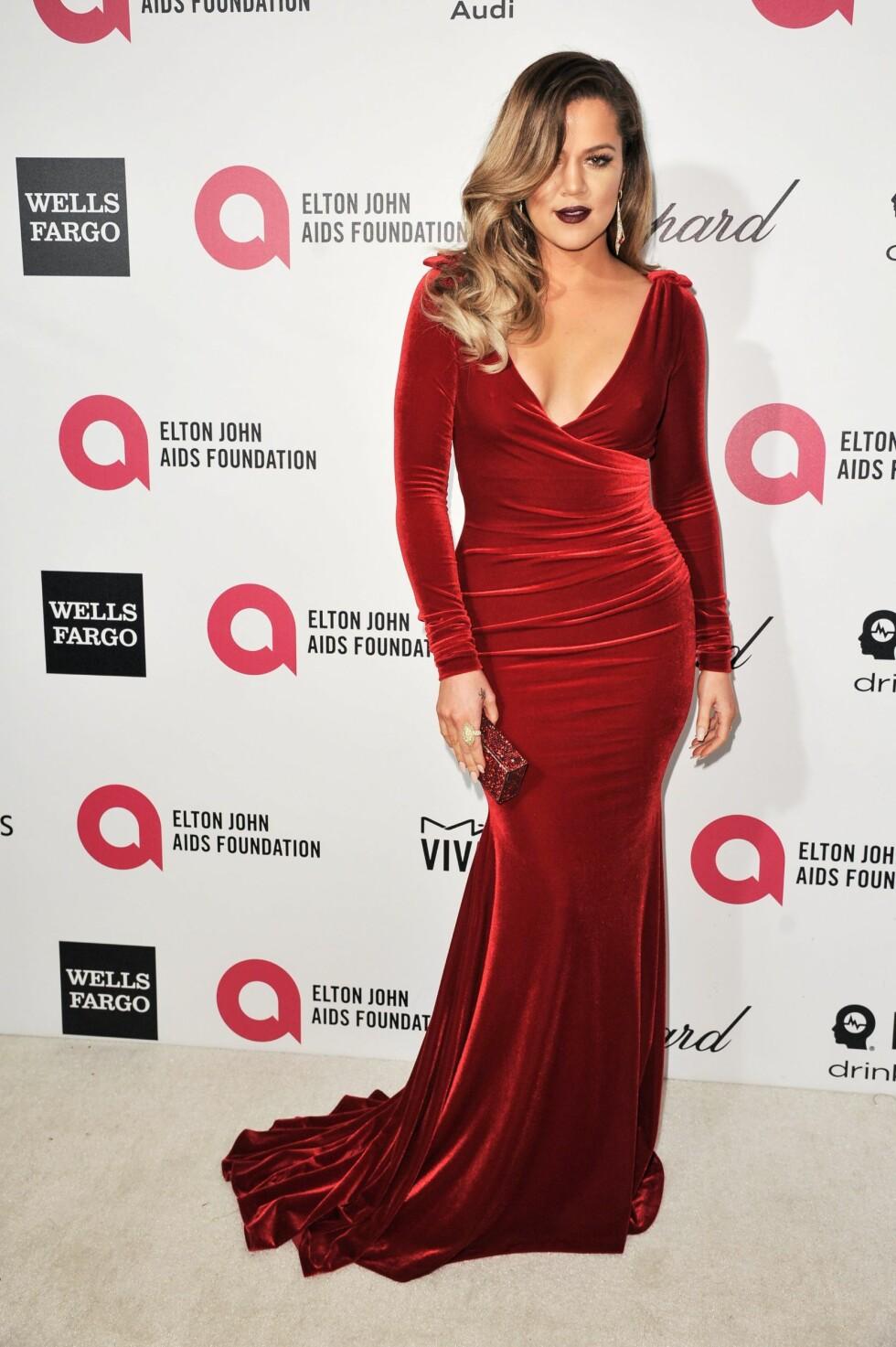 2014: Khloé Kardashian Foto: INVISION