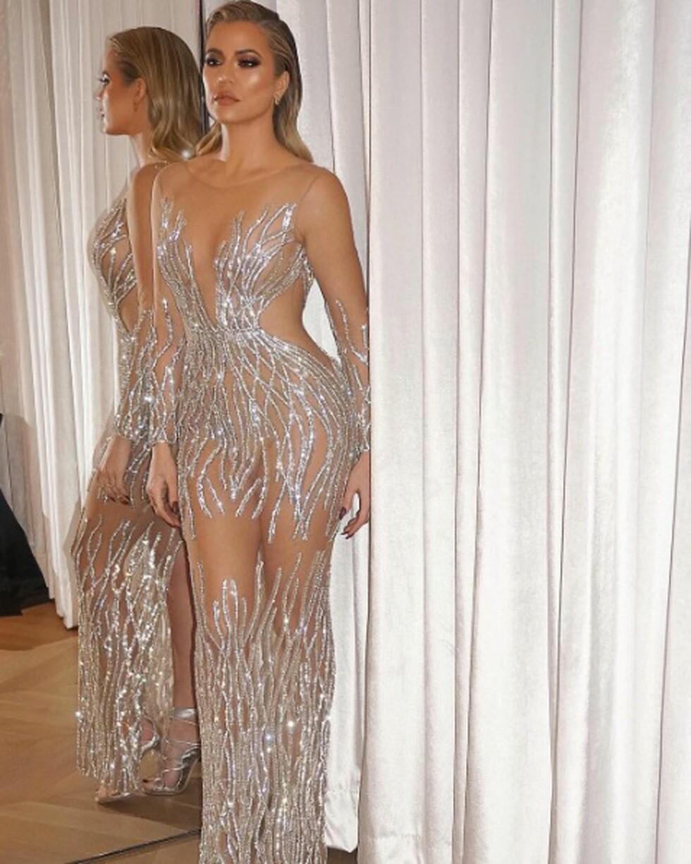2016: Khloé Kardashian Foto: Xposure