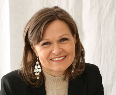 HOLDER SEXLYST-KURS: Trine Huseby, som er samlivsterapeut ved Sundvolden Hotel.