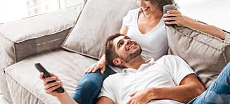 Er du og kjæresten din rake motsetninger?