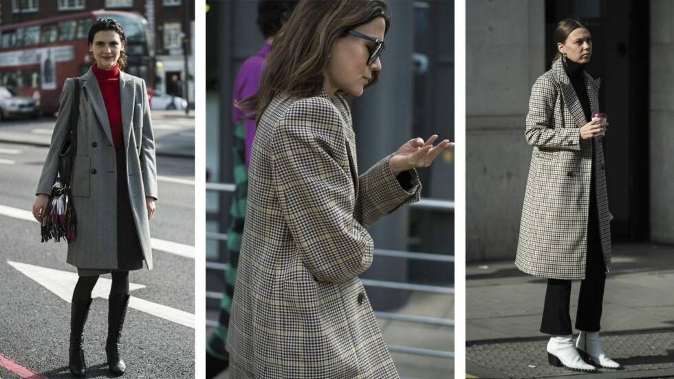 London Fashion Week Foto: Scanpix