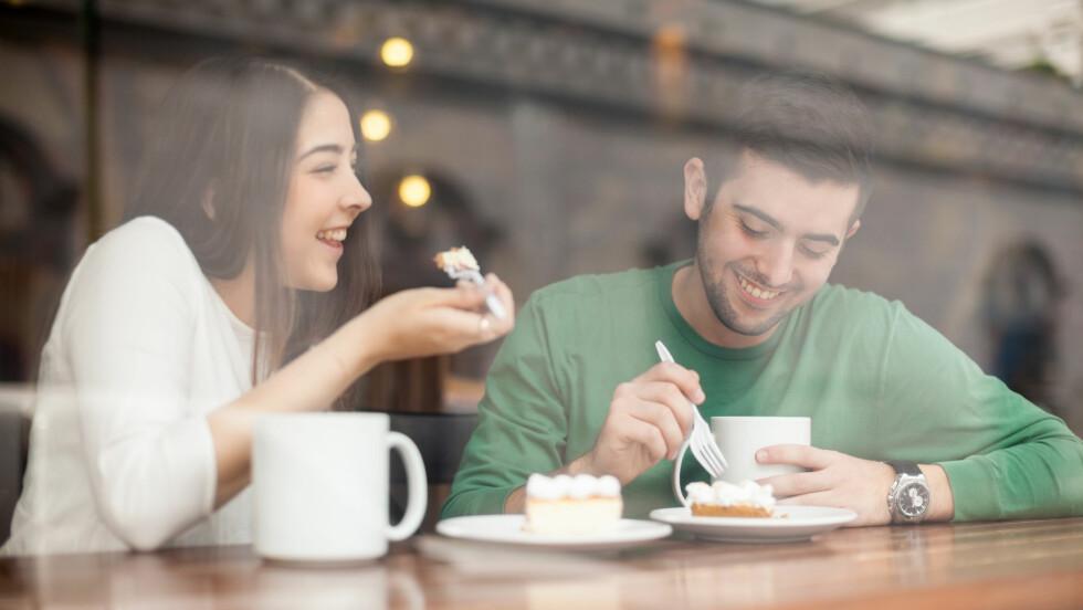 SINGEL: Joda, for noen er akkurat det de trenger en skikkelig spennende date, men at du savner singellivet er kanskje ikke en kjempegod grunn til å forlate kjæresten.  Foto: Scanpix.com
