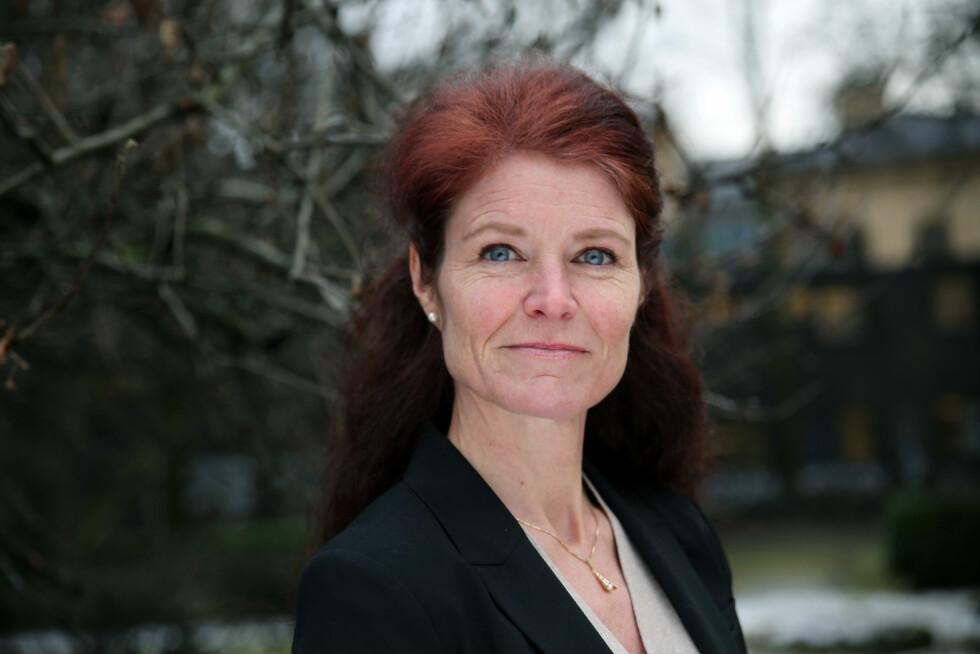 HØYE KRAV: Kari Jussie Lønning som er lege og leder for SiO Helse (Studentsamskipnaden i Oslo og Akershus), vet at studenttliværelsen kan være krevende for mange. Foto: Foto: Unni Irmelin Kvam / SiO