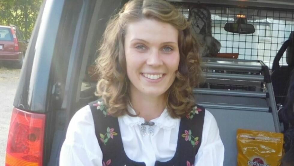 LIVMORHALSKREFT: Bare 22 år gammel fikk Dorthe påvist en aggressiv krefttype, som førte til at livmoren måtte fjernes. - Jeg prøver å fokusere på at jeg lever. Jeg ble bare ikke skapt for å produsere egne babyer, sier hun til KK.no.  Foto: Privat