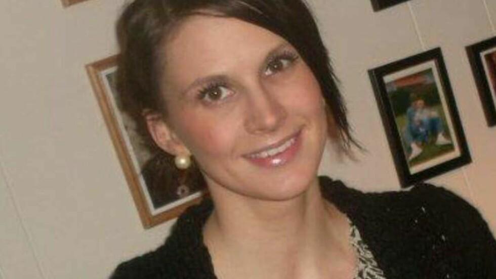 ENDOMETRIOSE OG ADENOMYOSE: Karoline (29) har både endometriose og adenomyose.  Foto: Privat