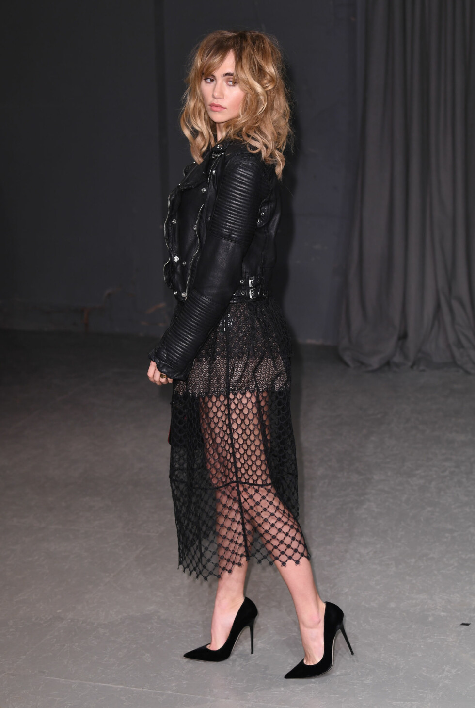 Suki Waterhouse Foto: Pa Photos