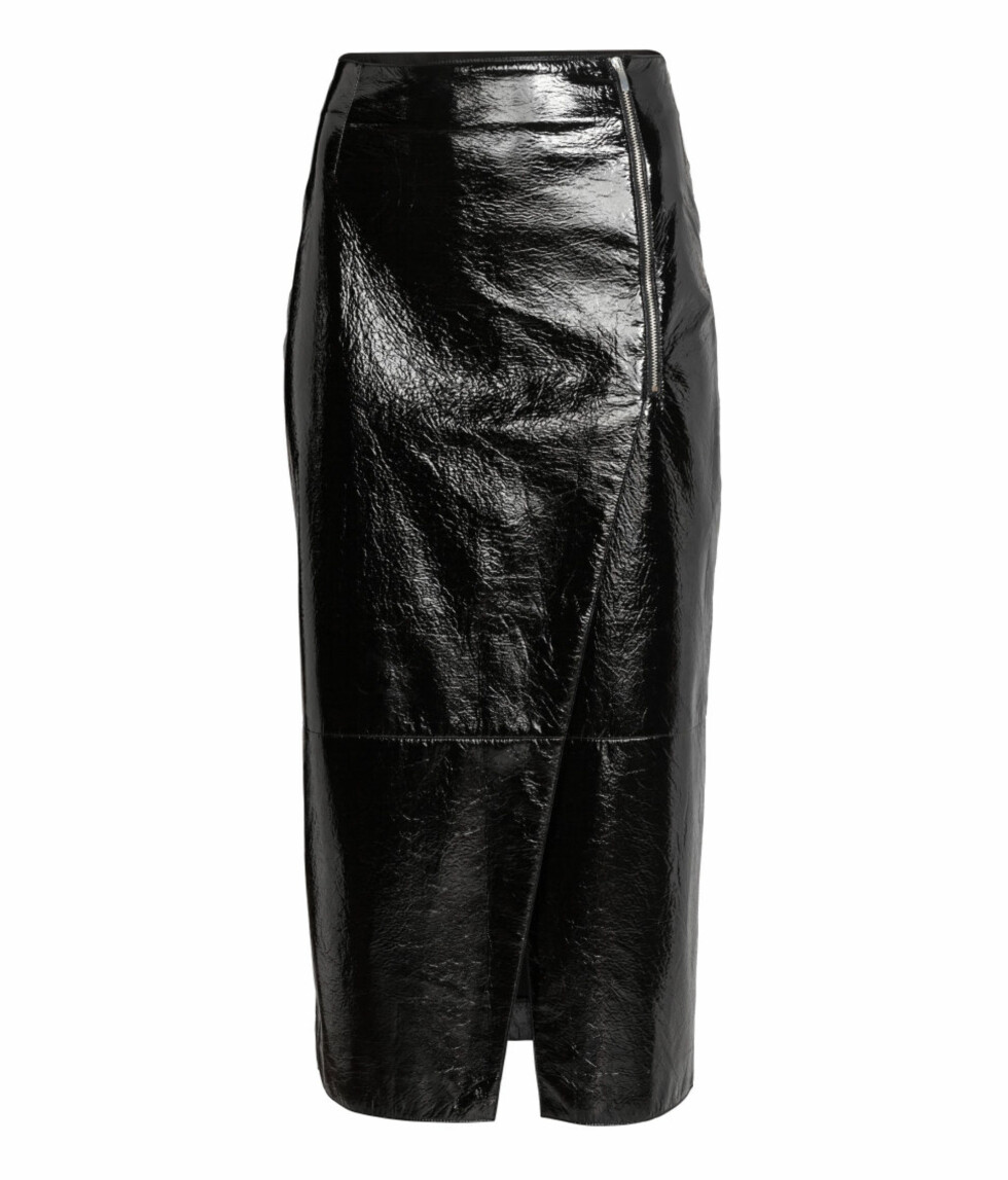 <strong>Omslagsskjørt fra H&M | kr 399 | http:</strong>//www.hm.com/no/product/64661?article=64661-A&cm_vc=SEARCH
