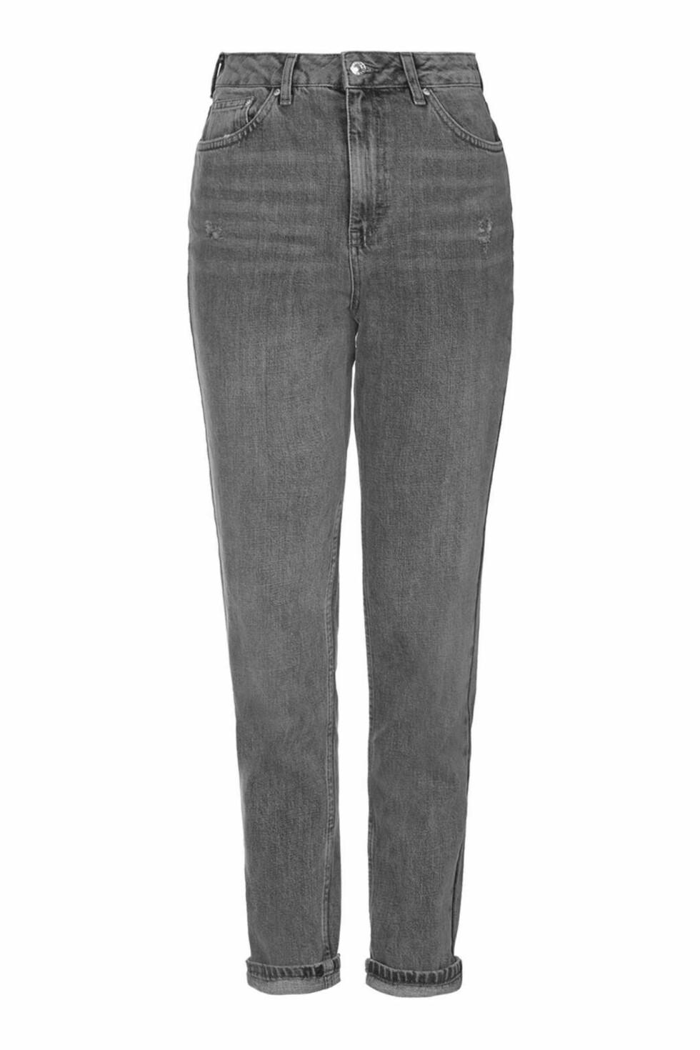<strong>Jeans fra Topshop | kr 416 | http:</strong>//www.topshop.com/en/tsuk/product/clothing-427/jeans-446/moto-grey-mom-jeans-5188652?bi=0&ps=20