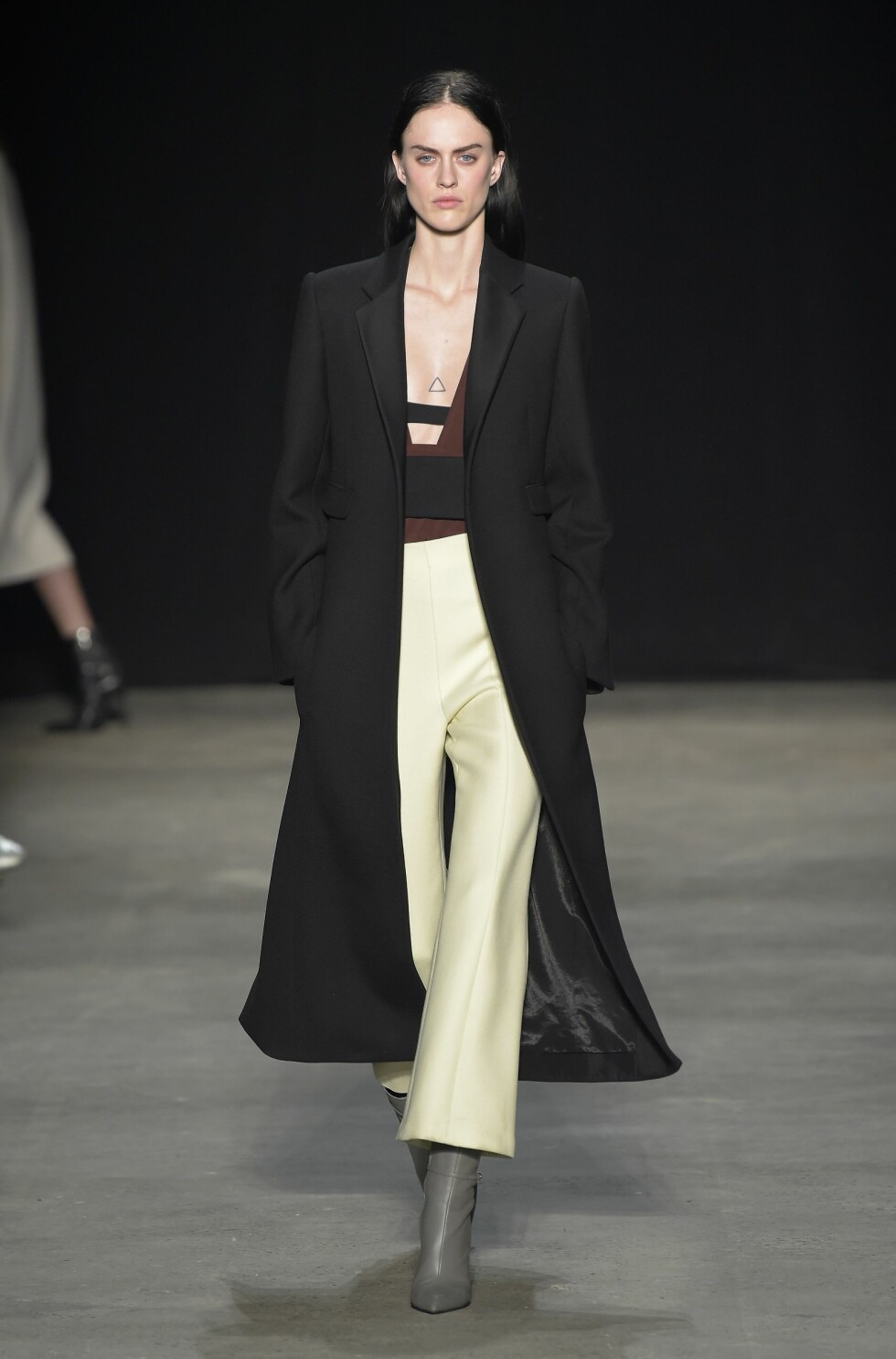 NARCISO RODRIGUEZ FALL 2017 Foto: Rex Features
