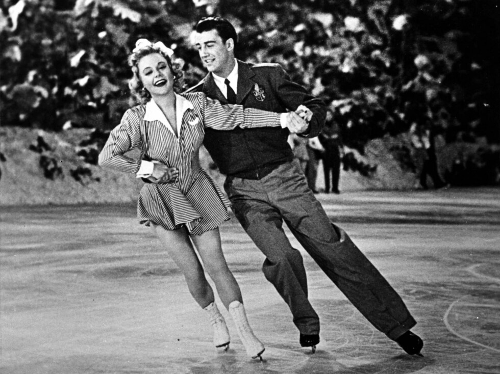 HOLLYWOODSTJERNE: Sonja Henie var i 1930-årene ikke bare Norges mest kjente idrettsutøver - hun var også landets mest kjente internasjonale filmstjerne.  Foto: NTB-arkiv Foto: NTB scanpix