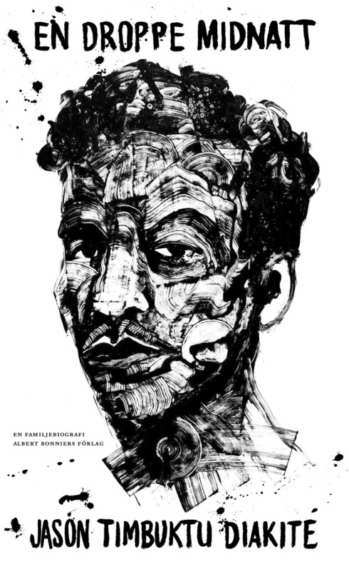 SELVBIOGRAFI: Jason «Timbuktu» Diakité debuterer med en bok om livet sitt. Foto: Albert Bonniers Förlag