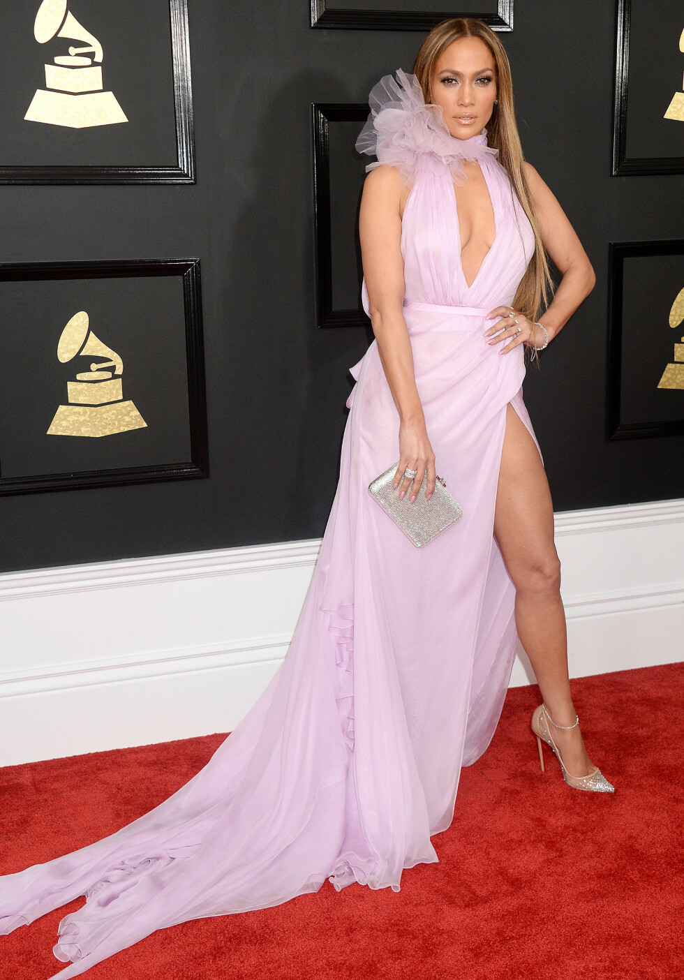 GRAMMY AWARDS: Jennifer Lopez i Ralph & Russo Couture Foto: Broadimage