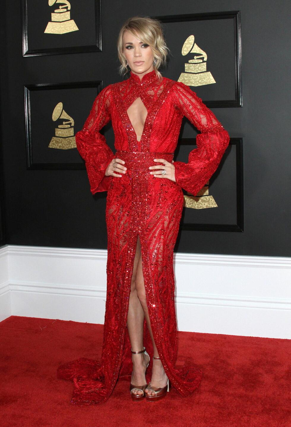GRAMMY AWARDS: Carrie Underwood Foto: Zuma Press