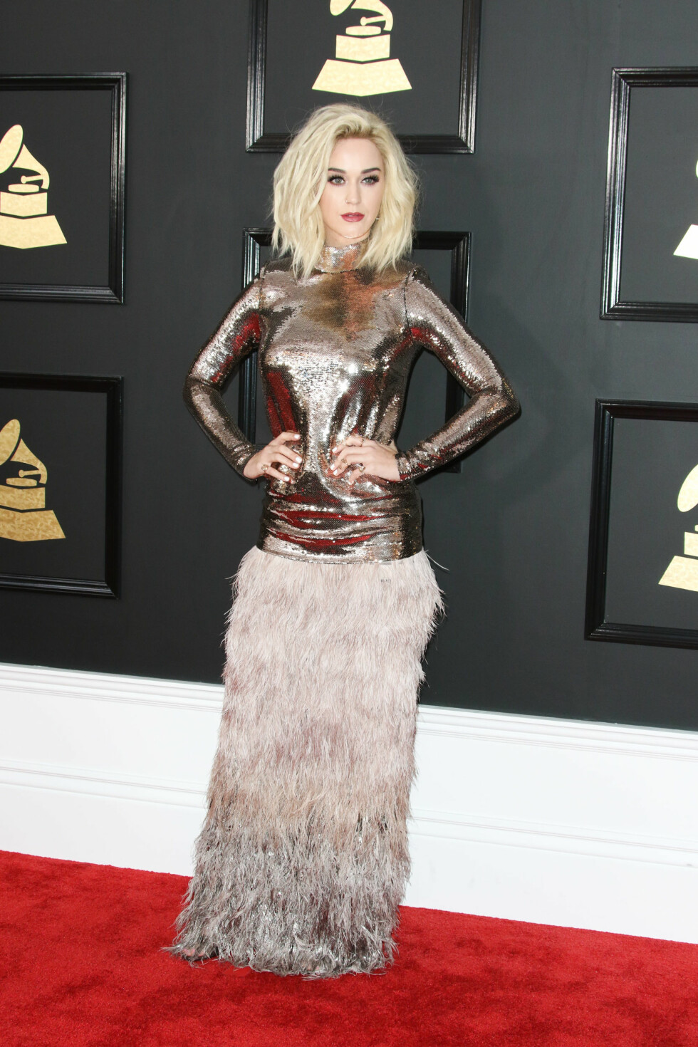 GRAMMY AWARDS: Katy Perry i Tom Ford Foto: SipaUSA