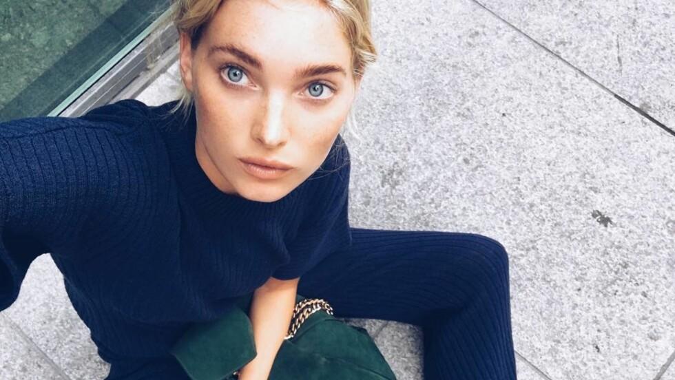 ELSA HOSK: Den svenske supermodellen deler sine beste tips! Foto: SipaUSA