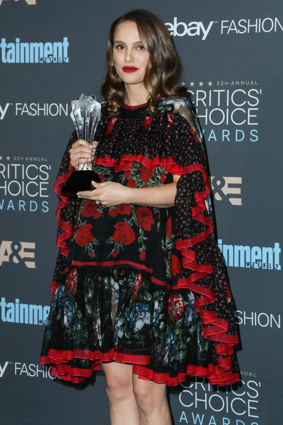 Natalie Portman Foto: Splash News