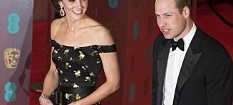 Se alle antrekkene fra BAFTA Awards