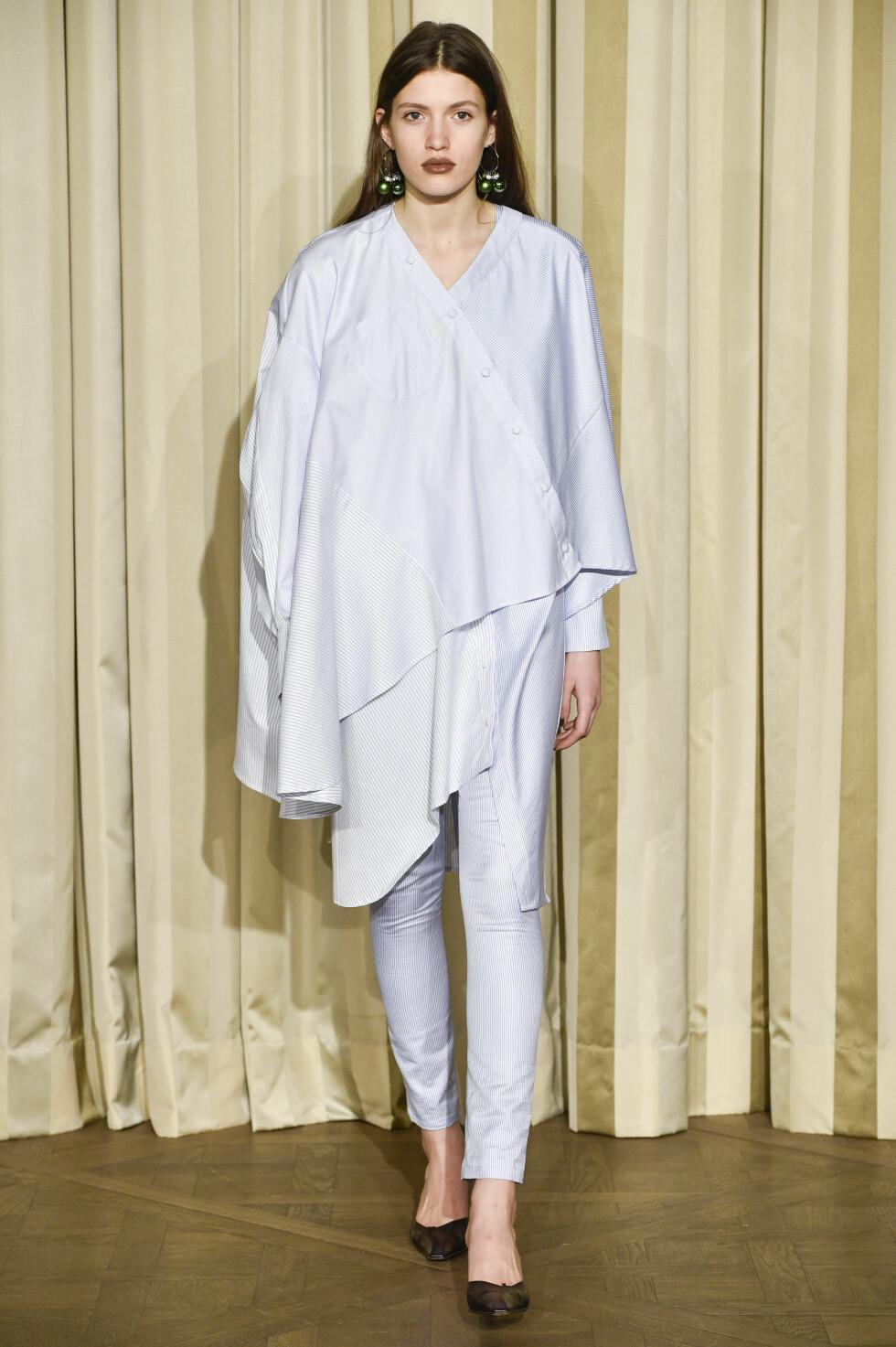 Freya Dalsjø AW17 Foto: Copenhagen Fashion Week