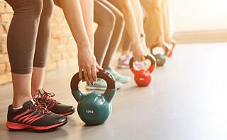 - Det som er gunstig med kettlebell er at det krever både i kondisjon, styrke og bevegelighet
