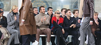 Norske Adrian Stene er modell for Valentino, Louis Vuitton og Prada