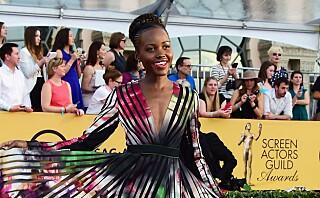 Disse SAG Awards-kjolene går aldri i glemmeboka