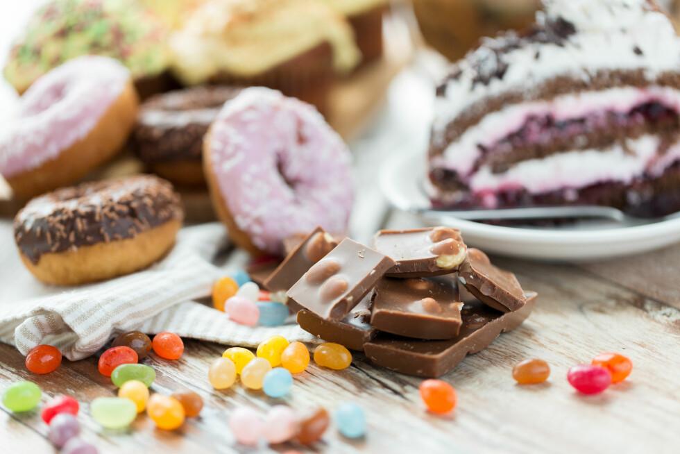 ER SUKKER «GIFTIG»?: - Hvor «giftig» sukkeret er, avhenger av dosen, ikke selve sukkeret, sier Børge Fagerli, foreleser, coach og personlig trener. Foto: Shutterstock / Syda Productions