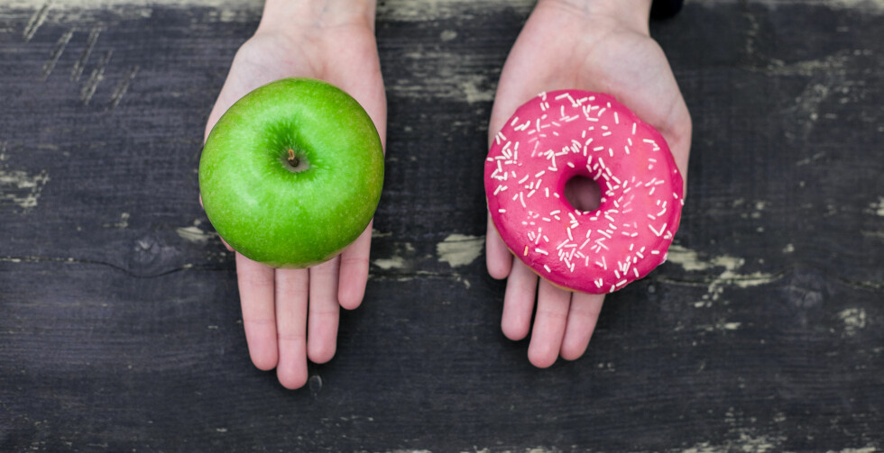 ALT MED MÅTE: - Mye sukker i kostholdet kan være med på å påvirke helsen. Du kan i verste fall utvikle livsstilssykdommer som kreft, diabetes type 2 og overvekt. Imidlertid er det viktig å huske på at det ikke er sukker alene som er den store syndebukken. Foto: Shutterstock / Ana D