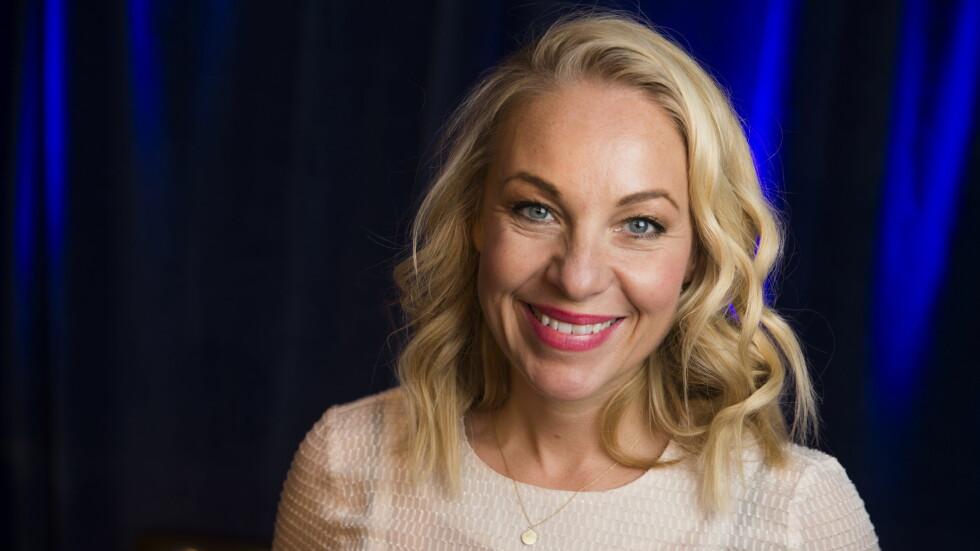 JANNE FORMOE: Denne vinteren er skuespiller Janne Formoe å se i NRK-serien «Hvem tror du at du er». Her tar hun et dypdykk inn i egne familierøtter.  Foto: NTB scanpix