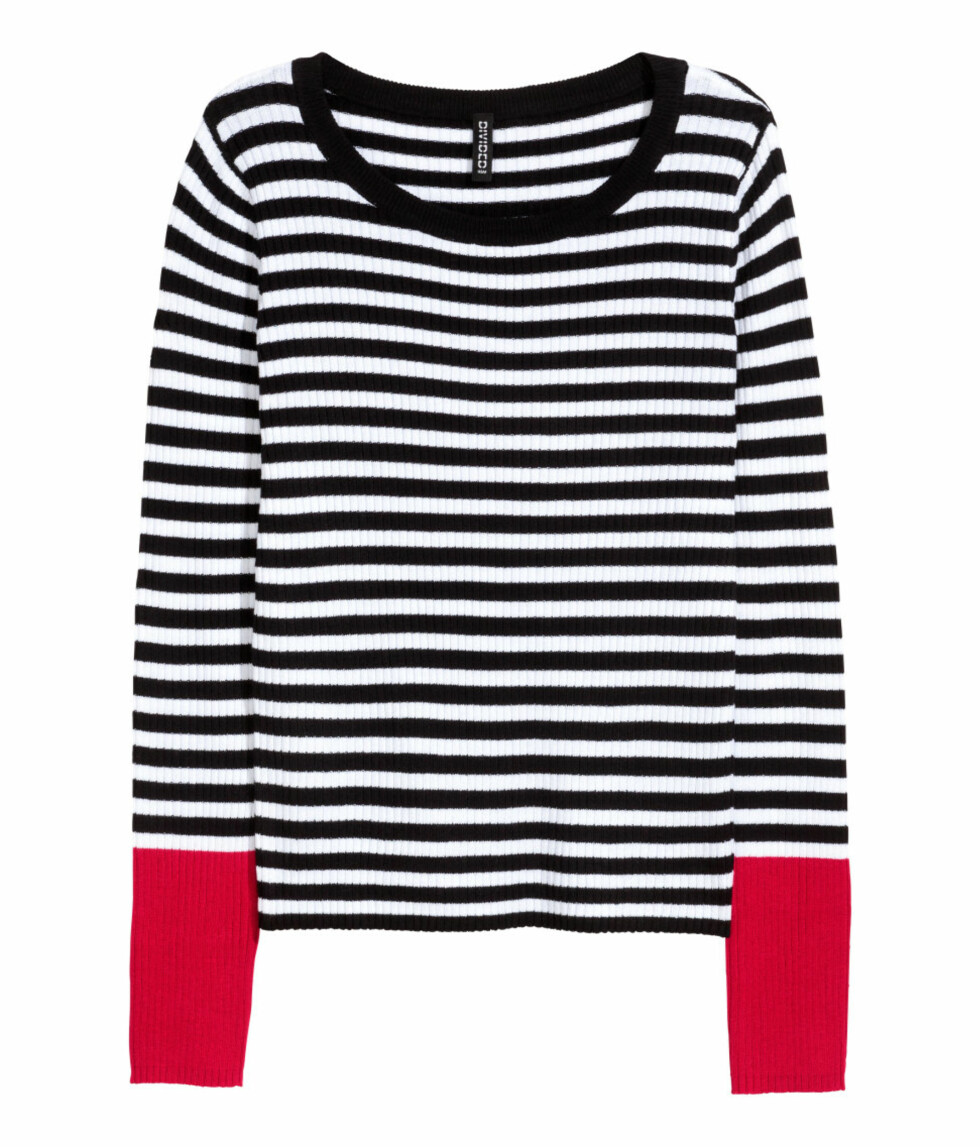 <strong>Genser fra H&M   kr 99   http:</strong>//www.hm.com/no/product/48197?article=48197-G