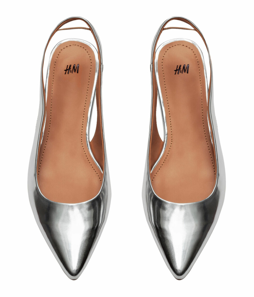 <strong>Sko fra H&M   kr 129   http:</strong>//www.hm.com/no/product/43448?article=43448-A