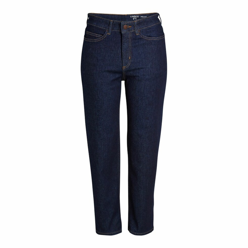 <strong>Jeans fra Lindex   kr 200   http:</strong>//www.lindex.com/no/salg/dame/7501073/Straight-high-jeans/