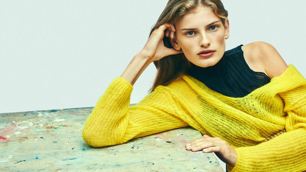 HOLZWEILER: Det norske merket tror på farger denne vårsesongen. Vi har tatt en prat med designer Maria Skappel Holzweiler. Foto: Holzweiler