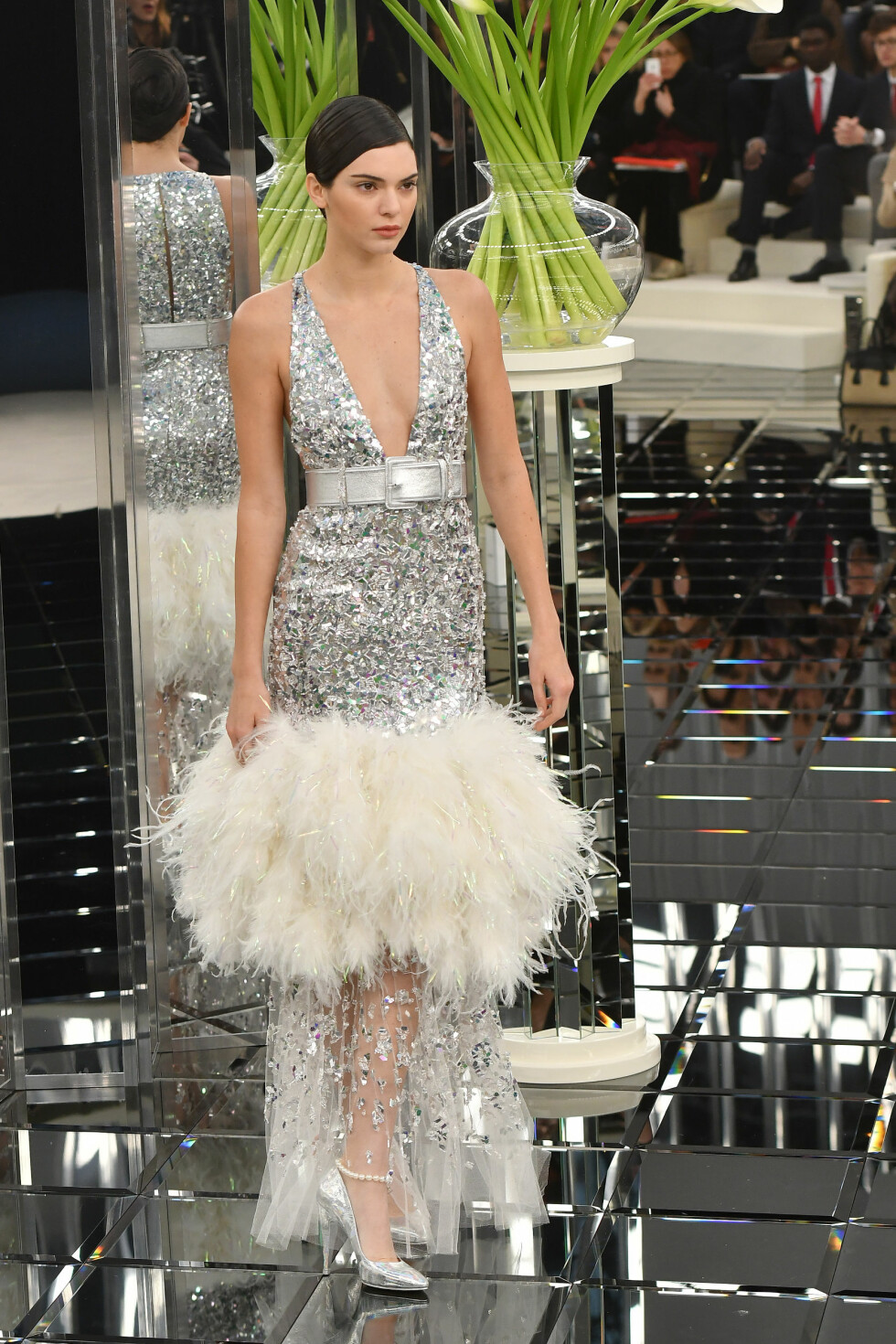 Chanel Haute Couture SS17: Kendall Jenner Foto: Abaca