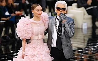 17-åringen stjal showet under Chanels haute couture-visning