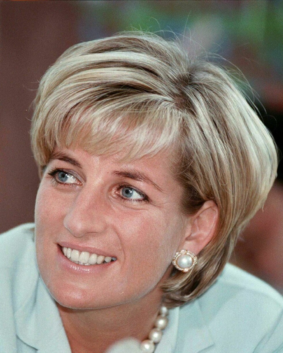 FOLKETS PRINSESSE: Diana fotografert i mai 1997. Foto: NTB Scanpix