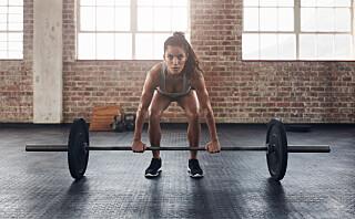 Sterkere hjerne med styrketrening