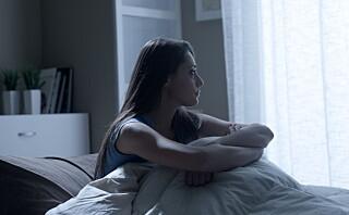 Omkring 2,5 prosent av voksne kvinner har høyt stoffskifte