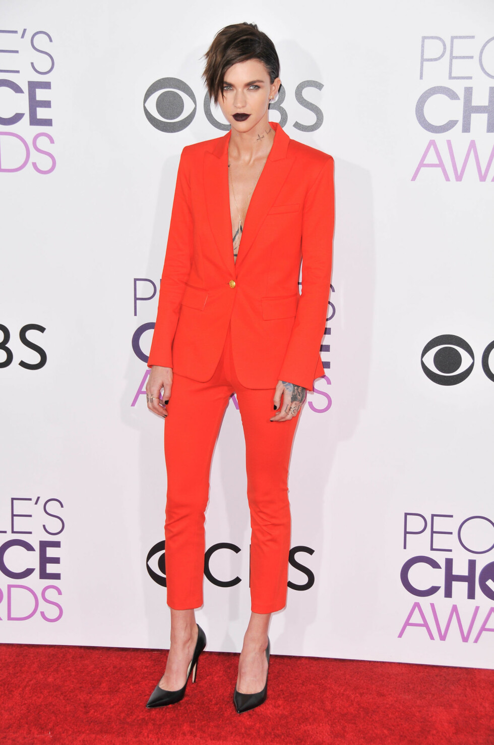 PEOPLE'S CHOICE AWARDS: Ruby Rose. Foto: SipaUSA